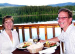 Painted Turtle Restaurant, Clearwater, BC